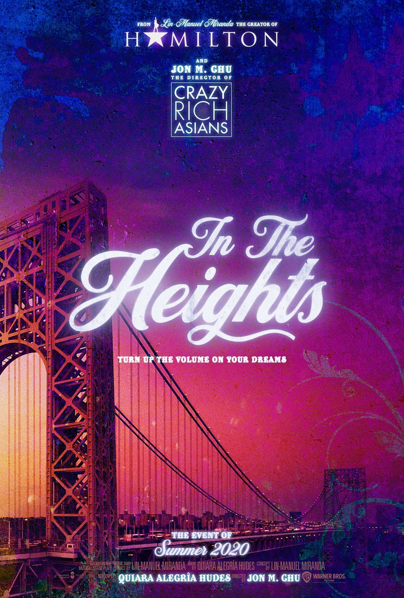 Póster de In the Heights