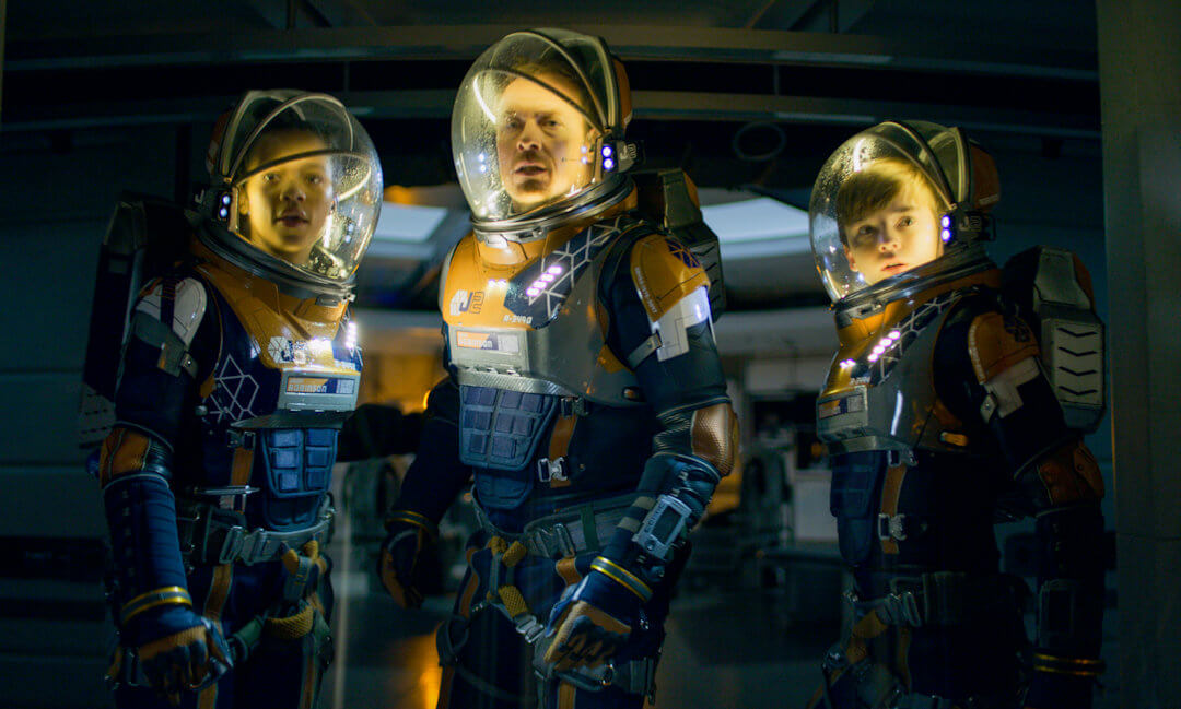 lost in space - perdidos en el espacio