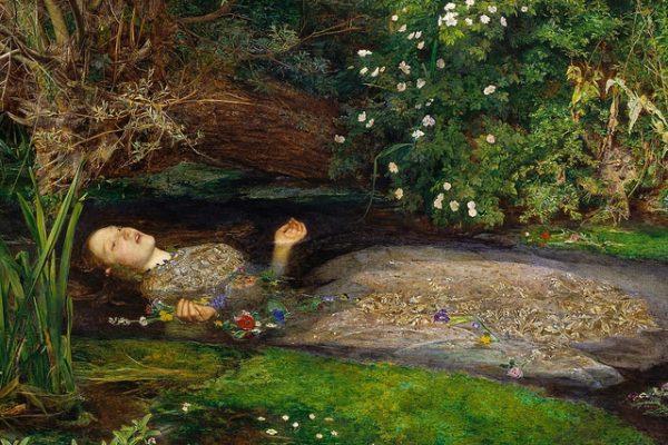 'Ofelia': El magistral retrato shakesperiano de John Everett Millais
