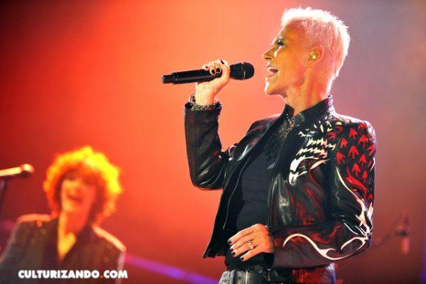 Muere Marie Fredriksson, vocalista de Roxette, a los 61 años.