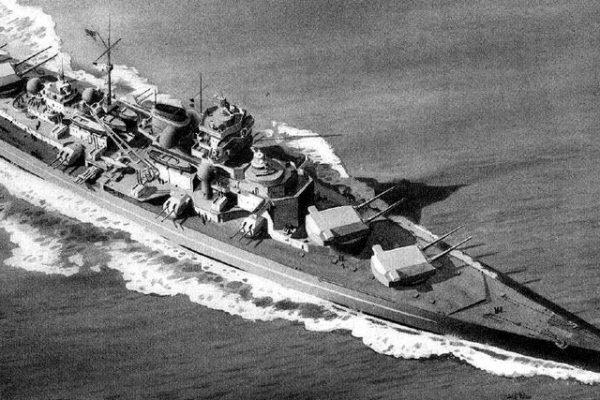 La historia del acorazado nazi de Tirpitz y su impacto ecológico
