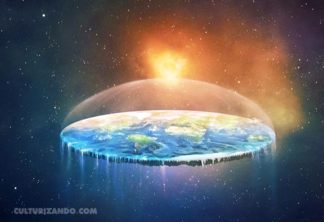 ¿Cómo surgió la creencia moderna de que la Tierra es plana?