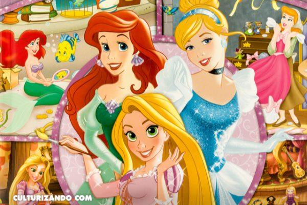 ¿Por qué las princesas Disney son huérfanas de madre?