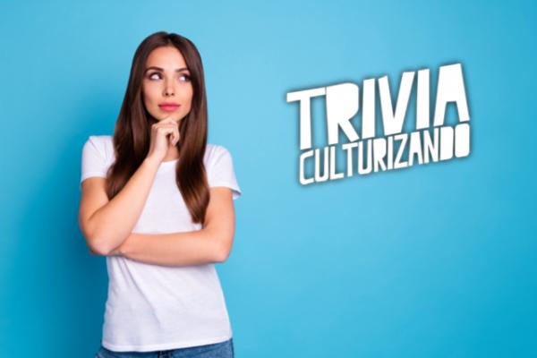 ¿Te interesa la Cultura General? ¡Esta trivia es para ti!