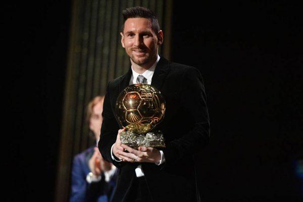 El D10S de oro, Lionel Messi y sus seis Balones de Oro