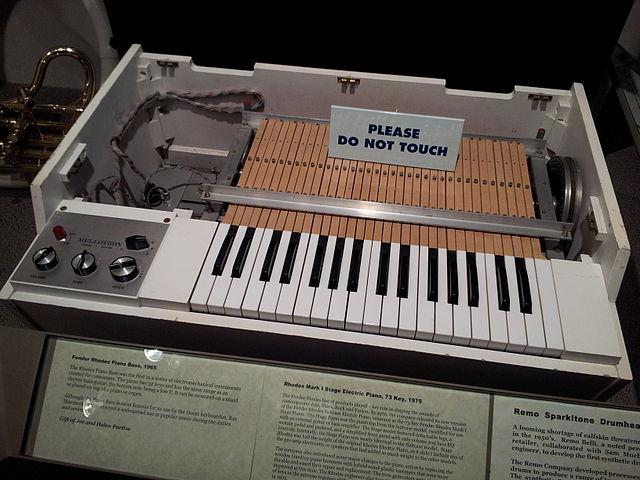 El mellotron: El fraude que cambió la música