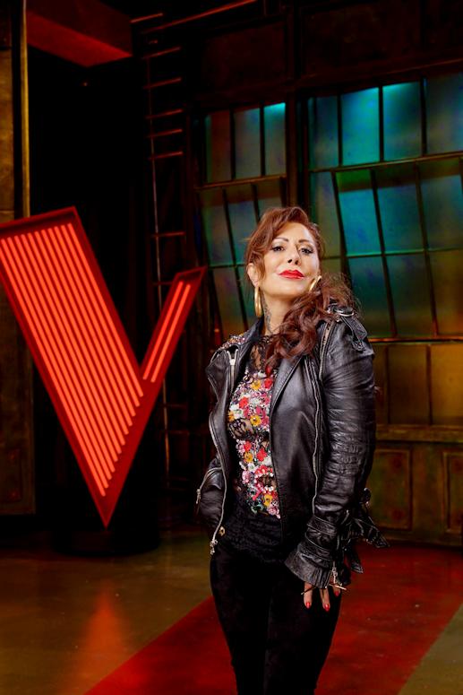 la voz - telemundo - segunda temporada - alejandra guzman