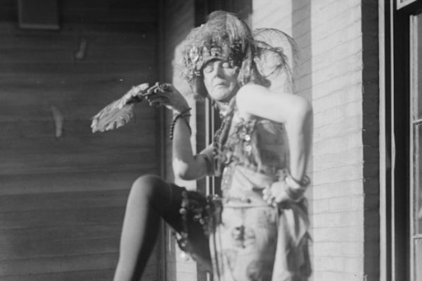 """La baronesa Elsa von Freytag-Loringhoven: """"La primera mujer punk"""""""