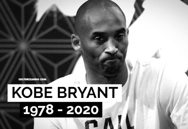 Kobe Bryant muere