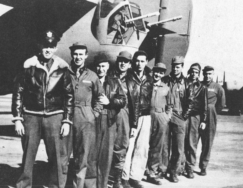 La historia del Lady Be Good, el avión de la IIGM que reapareció tras 15 años desaparecido