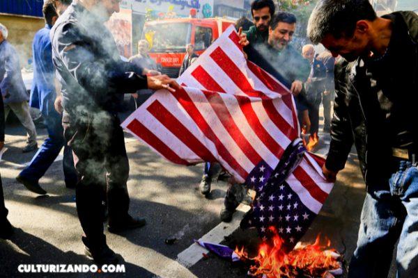 Te traemos una cronología del conflicto entre Estados Unidos e Irán