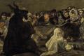 El aquelarre de Goya: el arte dentro de lo satánico y sombrío