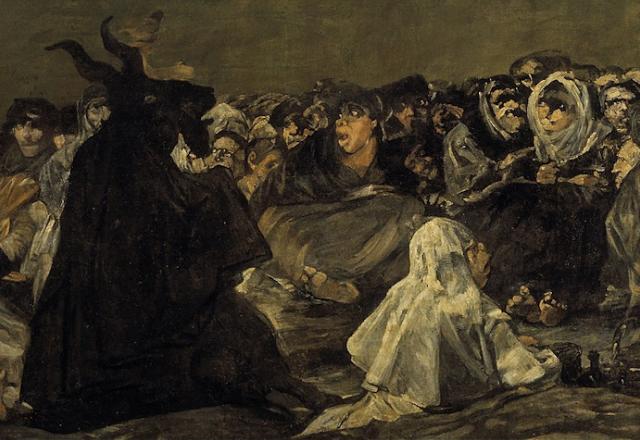 Goya: el arte dentro de lo satánico y sombrío