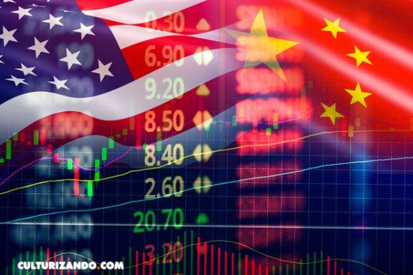 Estados Unidos y China firman primera fase del acuerdo comercial