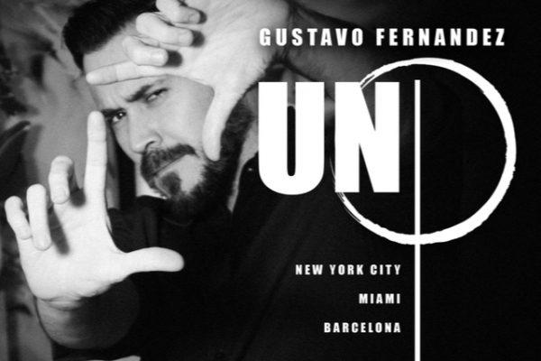 27 años de carrera artística de Gustavo Fernández resumidos en 'UN.O'
