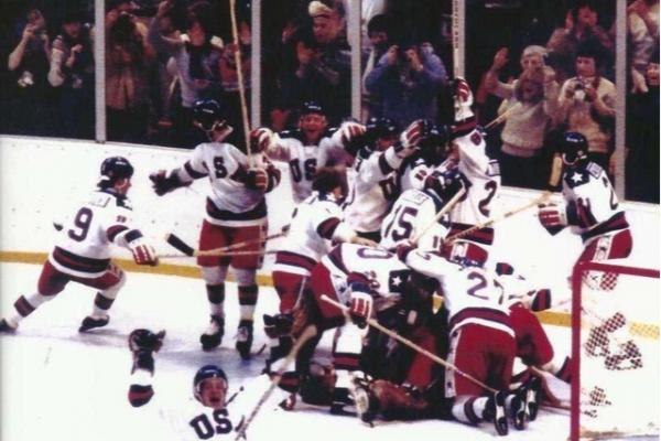 El «milagro sobre hielo» de los Estados Unidos contra la Unión Soviética