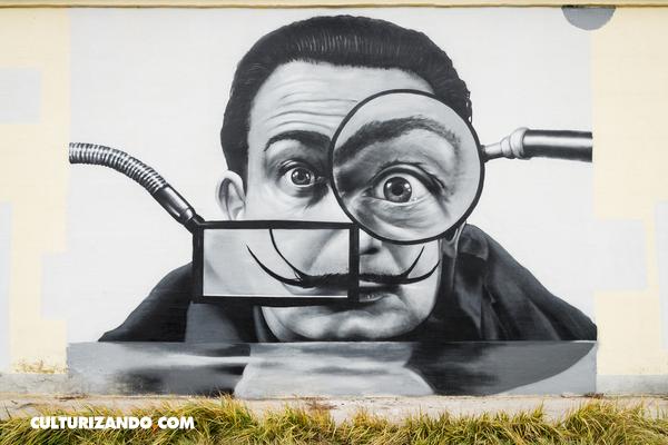 El póstumo surrealismo de Salvador Dalí