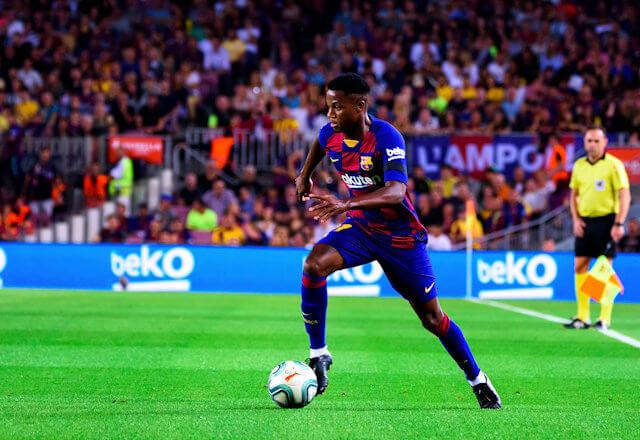 Ansu Fati, la nueva perla del Barça y el fútbol (+ Videos)