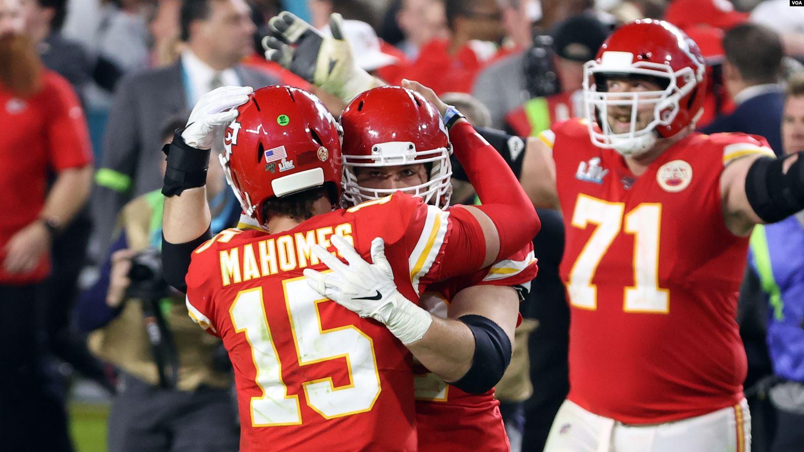 Kansas City Chiefs Super Bowl