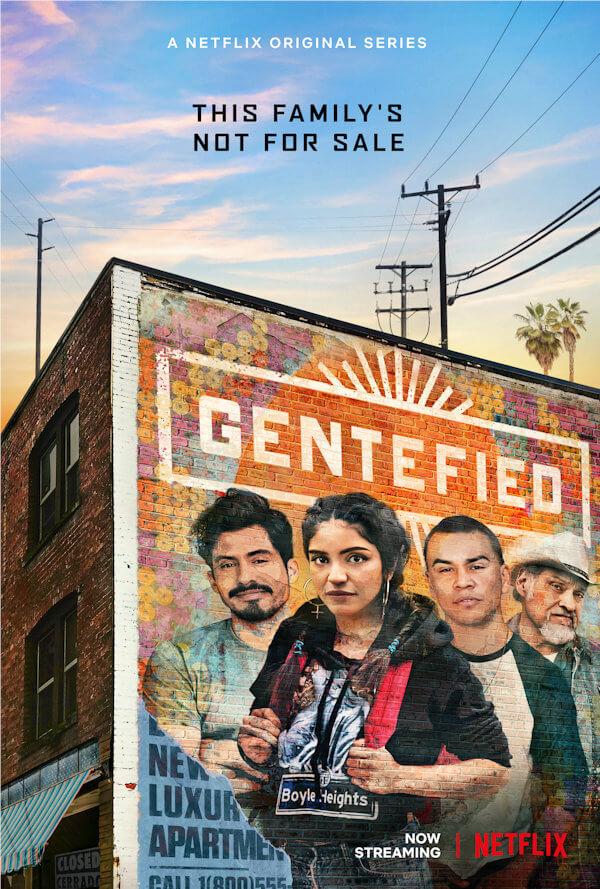 'Gentefied' es una comedia dramática que muestra la realidad que viven las distintas generaciones de latinos en Los Ageles.