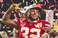 Los festejos de 'Kansas City Chiefs' por el Super Bowl (+Videos)