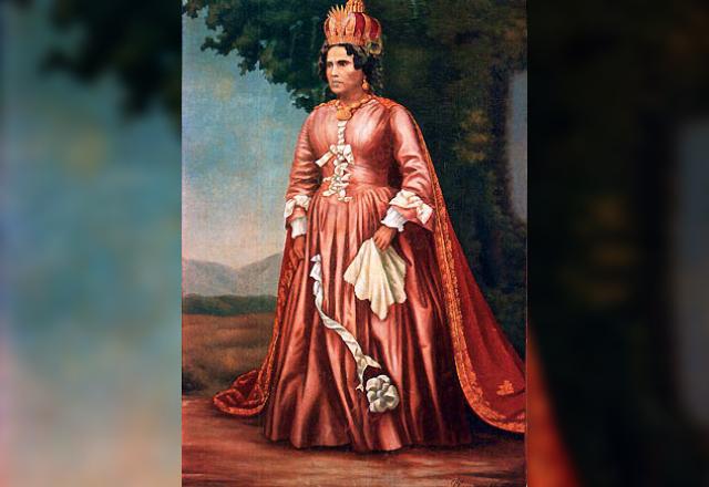 Ranavalona I - reina de madagascar