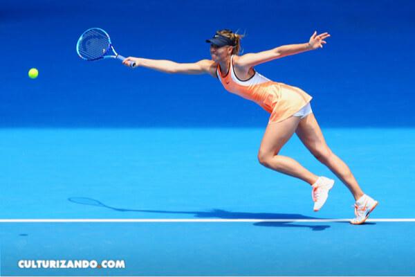 María Sharápova anuncia su retiro del tenis