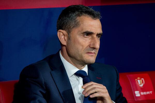 Las primeras declaraciones de Valverde tras su destitución en Barcelona (+ video)