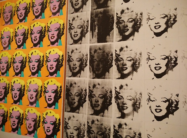 pop art - andy warhol