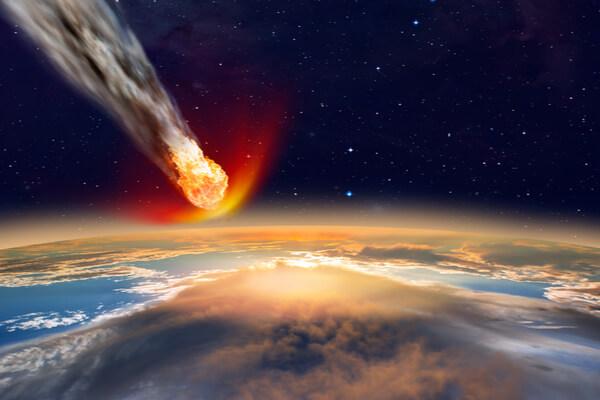 Descubren de un meteorito el material sólido más antiguo de la Tierra