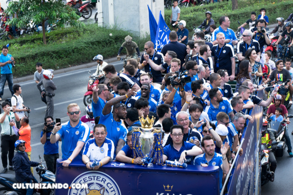 La hazaña del Leicester City, el David de la Premier League