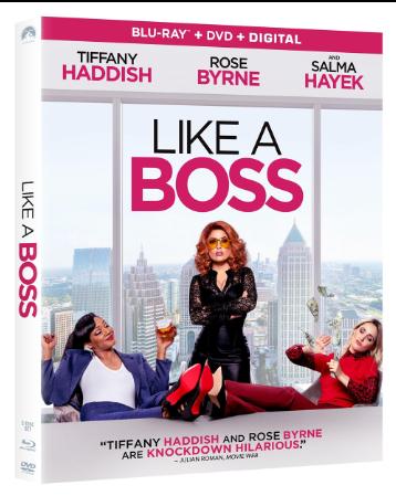 Like a Boss en Blu-ray y DVD