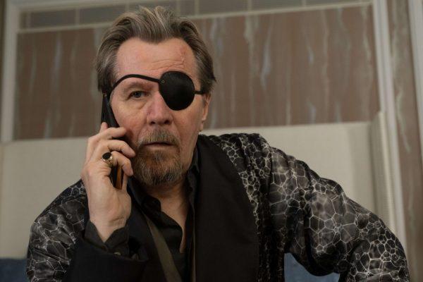 'El mensajero': El nuevo thriller de acción protagonizado por Gary Oldman