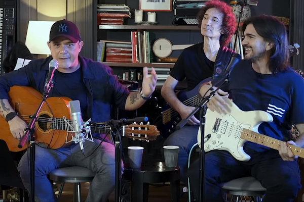Músicos se solidarizan con millones en cuarentena