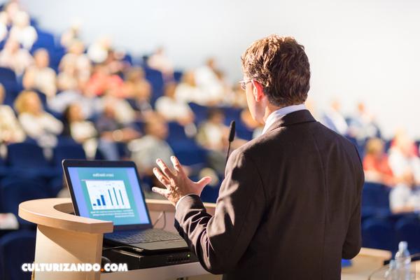 Consejos para dar una buena conferencia