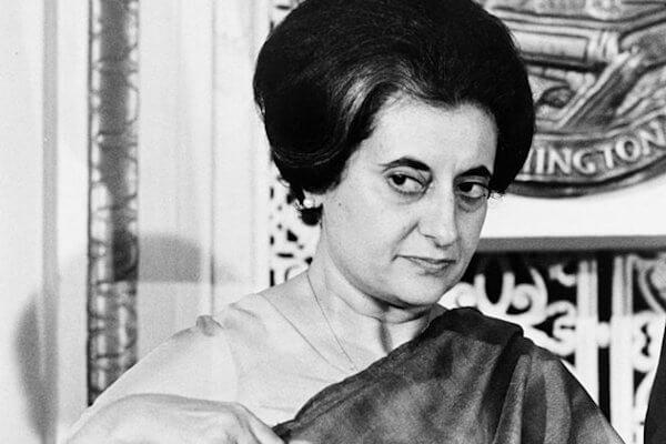 La estrategia que le costó la vida a Indira Gandhi