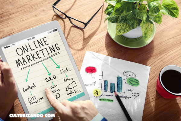 Visibiliza tu negocio con el marketing online