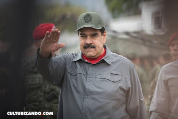 EE.UU. presenta cargos criminales contra Maduro y ofrece recompensa por su captura
