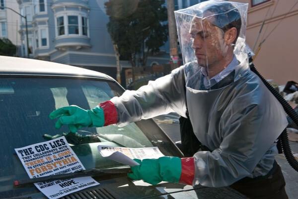 10 inquietantes películas que tratan sobre pandemias