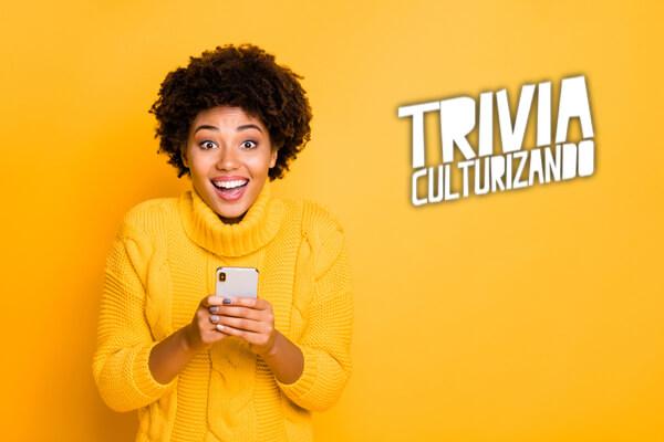 ¡Trivia de cultura general! ¿Puedes aprobar esta trivia?