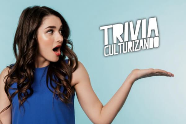 ¡Trivia de cultura general! ¿Aceptas el reto?