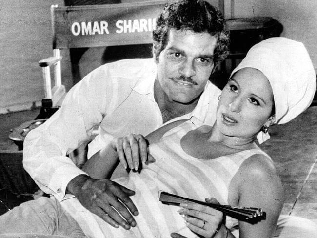 Barbra Streisand y Omar Sharif: Un amor prohibido