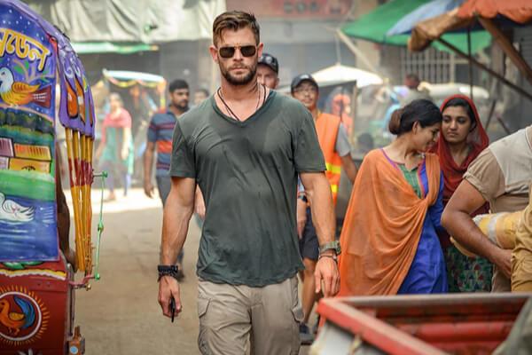 'Misión de rescate' con Chris Hemsworth producida por los hermanos Russo
