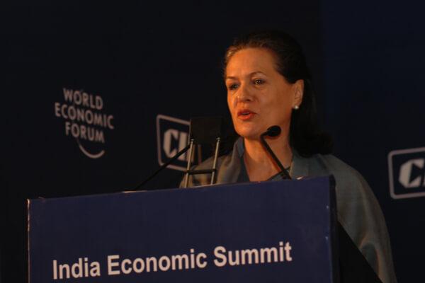 Sonia Gandhi, la italiana que gobernó la India