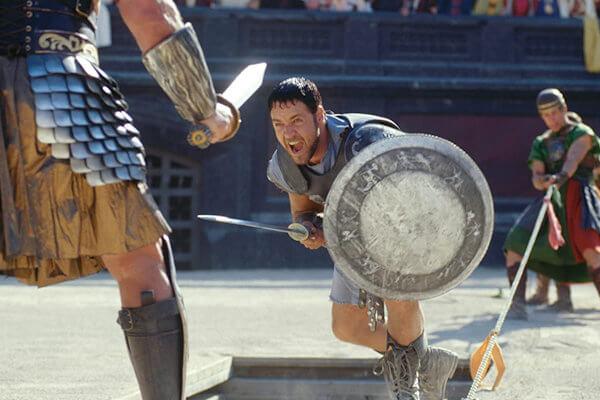 10 curiosidades sobre la película 'Gladiador'