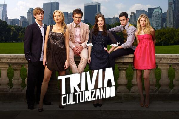 Trivia: ¿Te consideras fan de la serie 'Gossip Girl'?