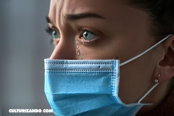 ¿Se contagia el coronavirus a través de las lágrimas?