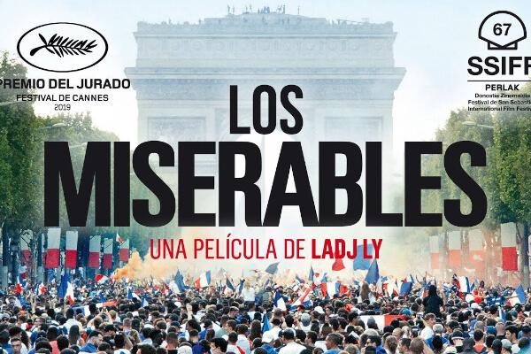 'Los miserables' el París del cineasta Ladj Ly