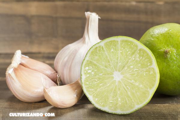 Remedio de ajo con limón para la tos: beneficios y uso