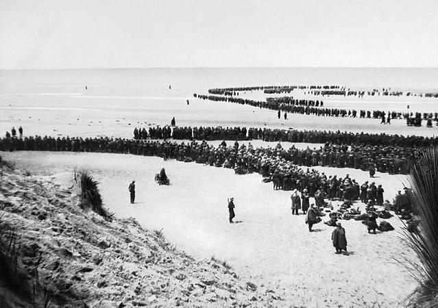Operación Dinamo: el milagro de Dunkerque